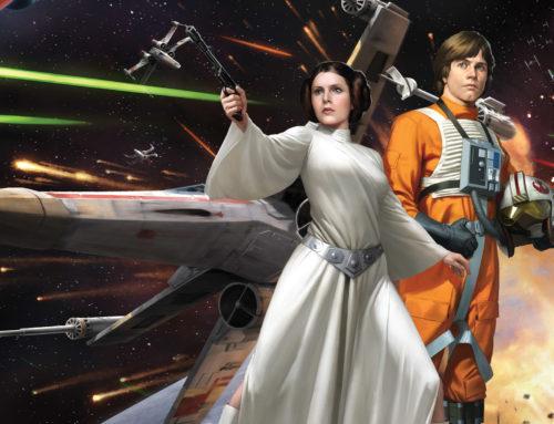 Star Wars RPG Pre-Orders